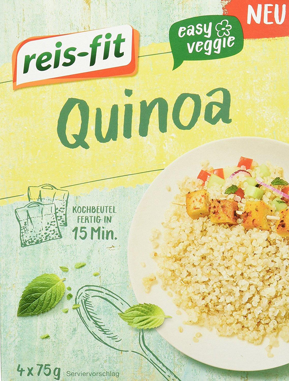 Quinoa Packung
