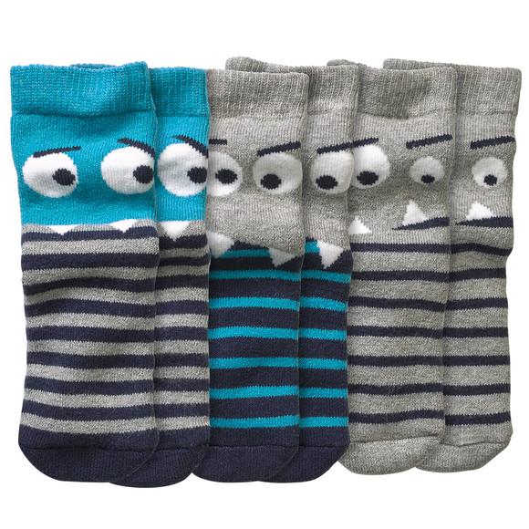 Monster Baby Socken von Ernsting's Family
