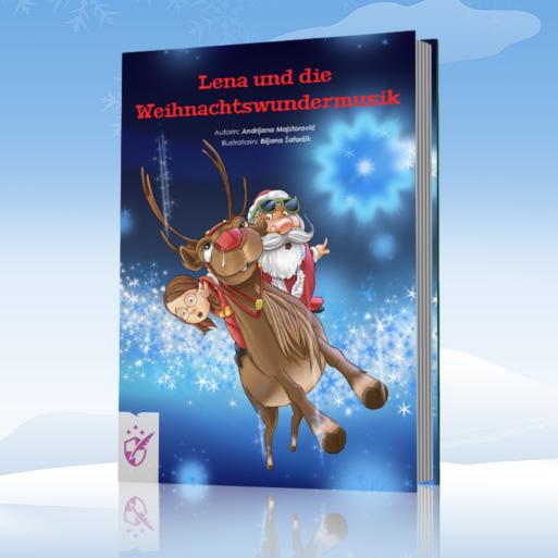 Mr. Goodknight Buch: Weihnachtswundermusik