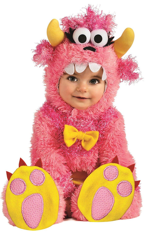 Pinkes Kostüm
