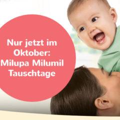 Milupa Milumil Tauschtage