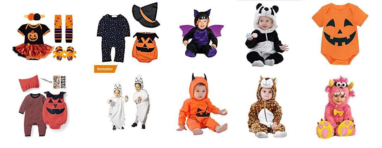Kostüme Baby Halloween