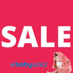 Sale auf Babywalz.de