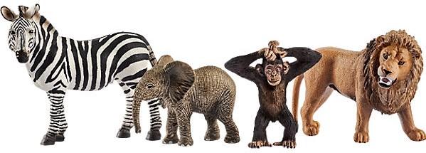 Wildlife Schleichtiere
