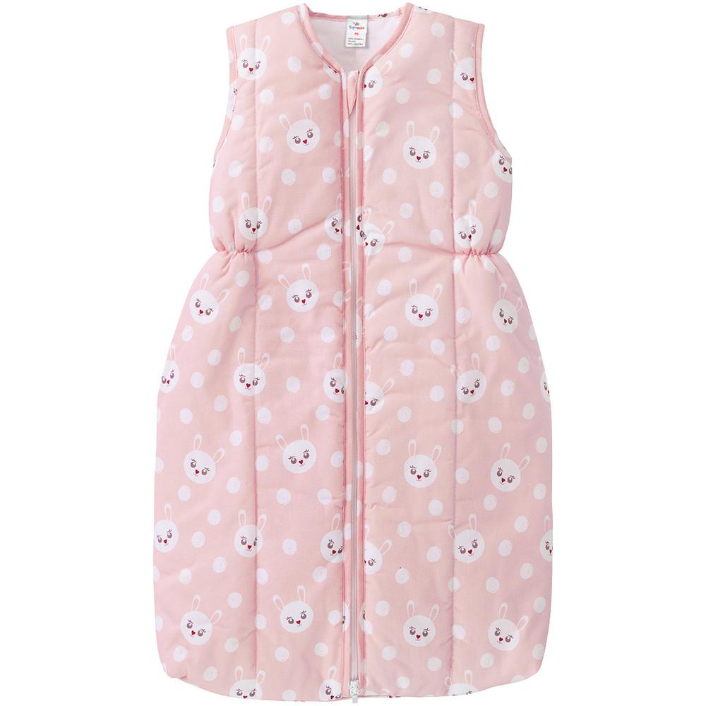 rosa schlafsack
