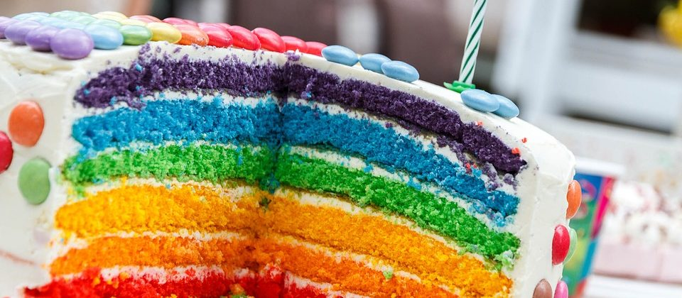 Banner: Der zweite Geburtstag – Party, Geschenke und Emotionen
