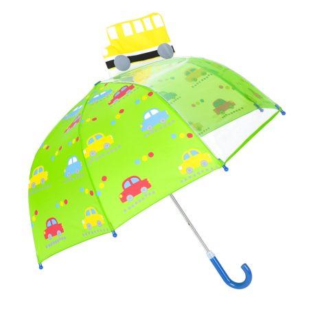 Regenschirm grün