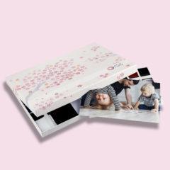 Fotobox mit Kinderfotos