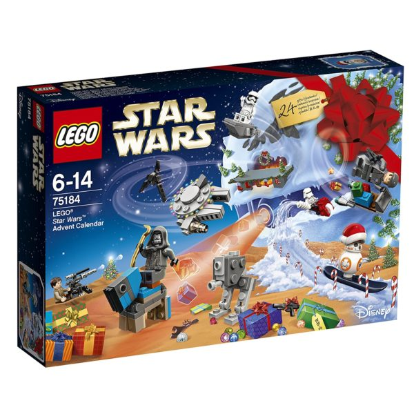 Lego Star-Wars Adventskalender