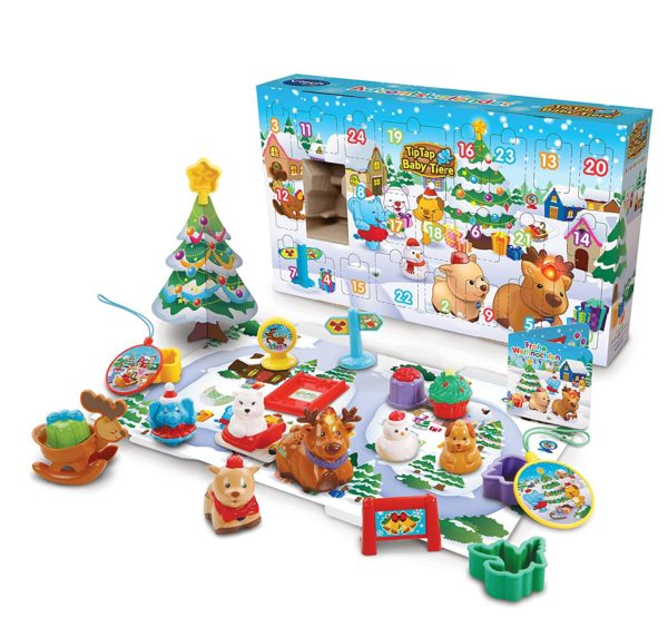 VTech-Tip-Tap-Baby-Tiere Kalender