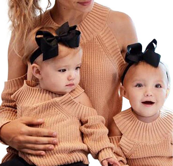 Mama Tochter Pullover