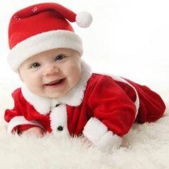 Baby Weihnachtsmann