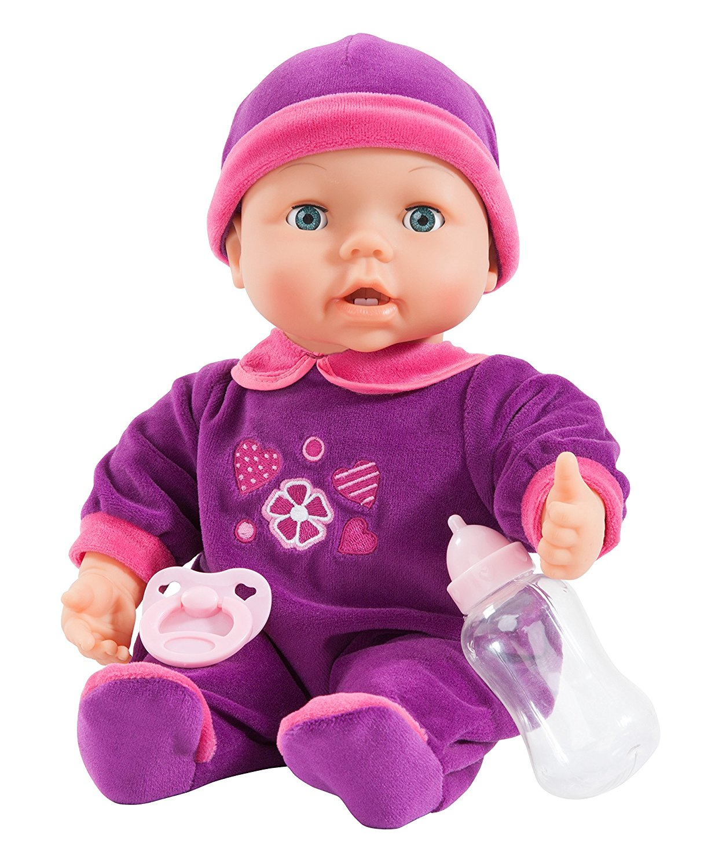 Puppe mit wachsendem Zahn