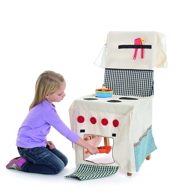 Spielküche als Stuhlhusse   MeinBaby123.de