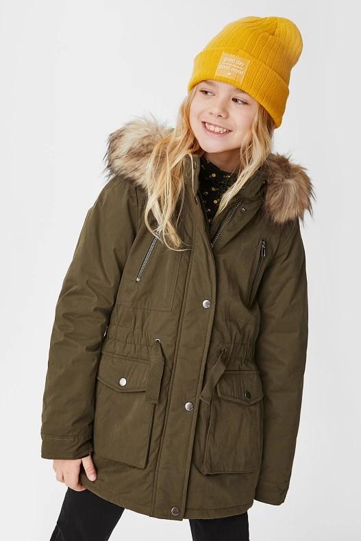 C&A 20 % auf Mädchen Jacken