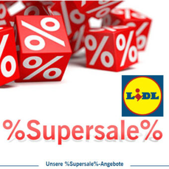 Supersale bei Lidl