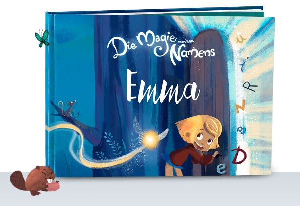 personalisierte Kinderbücher die magie des namens