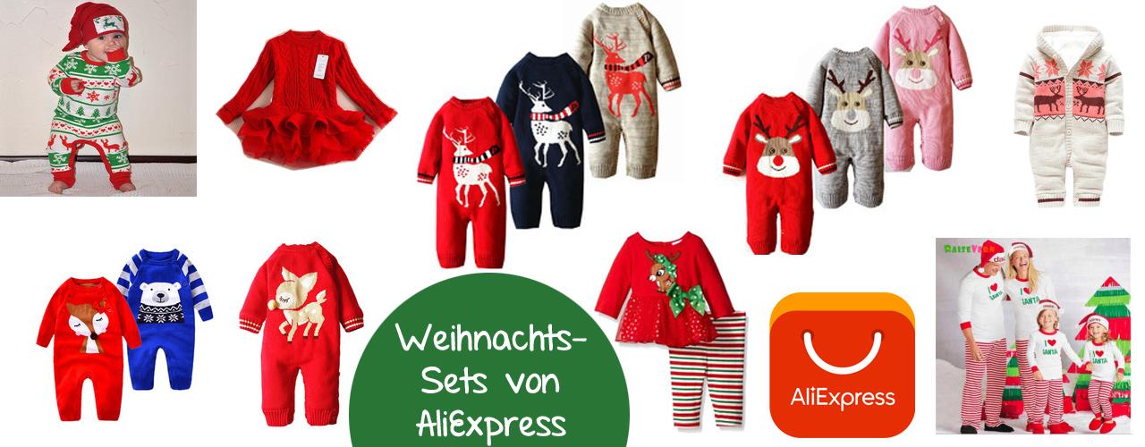 Weihnachtsmode von Aliexpress