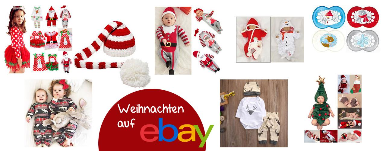 Weihnachtsmode auf ebay