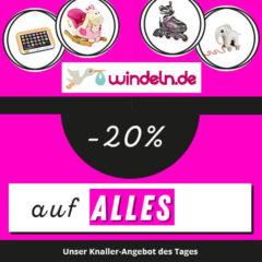 Pink Friday 20% auf ALLES