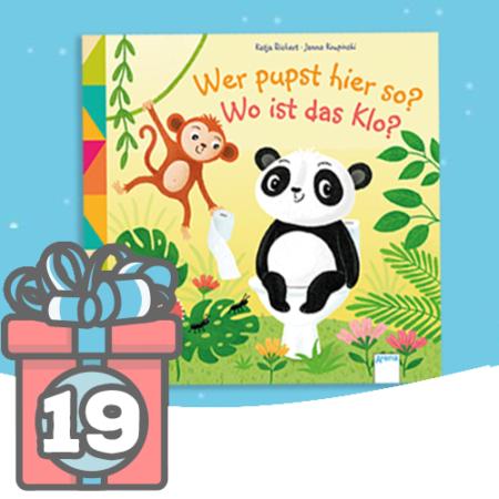 Arena Verlag wer pupst hier so kleinkinderbuch kinderbücher