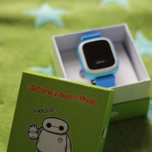 Kinder-Armbanduhr mit GPS-Tracker und Notruf-Funktion TV-900 von TiProNet