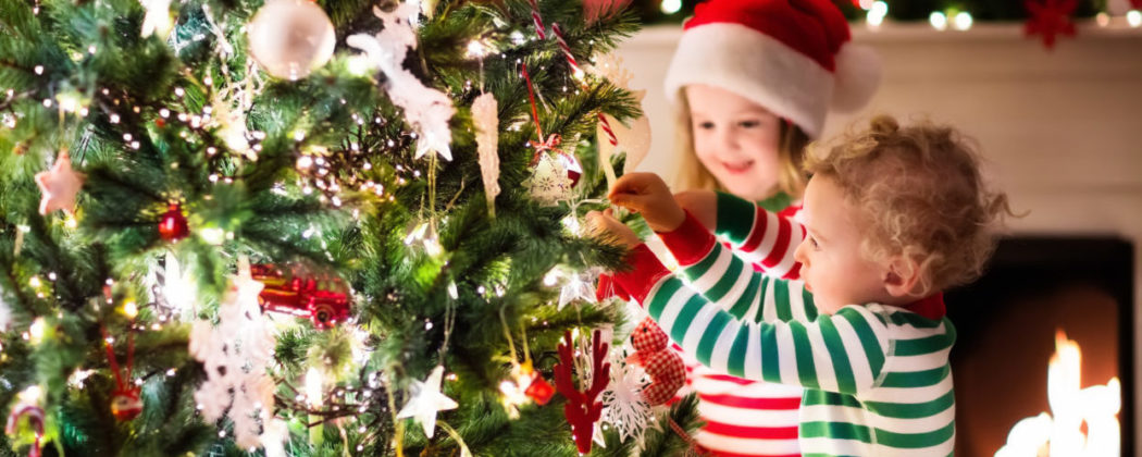 Banner: Nikolaus- und Weihnachtsbräuche für Kinder