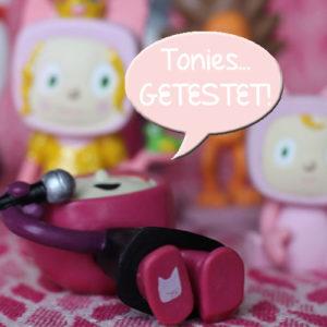 Jetzt gibt's was auf die Ohren - Tonieboxen und Tonies bevölkern die Kinderzimmer