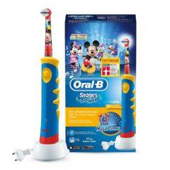 Oral B elektrische Kinderzahnbürste