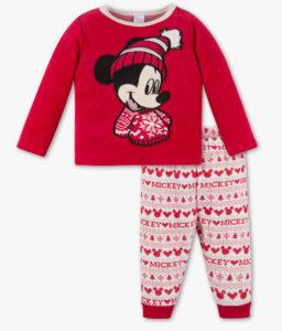 Weihnachtsset Mickey Maus