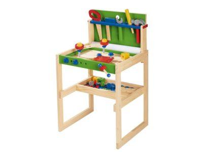 Werkbank aus Holz von Playtive