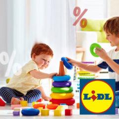 Lidl Spielzeugsale