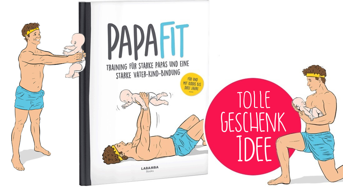 PapaFit Buch