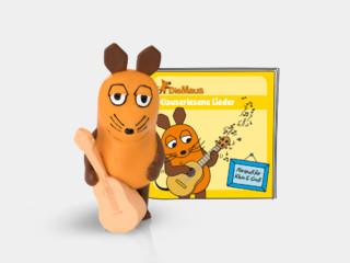 Tnies-Figur Die Maus - (M)auserlesene Lieder