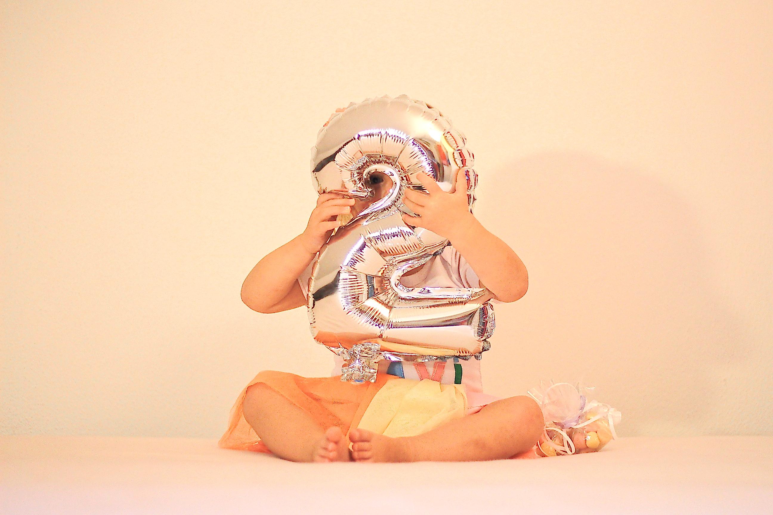 Fotoshooting 2. Geburtstag