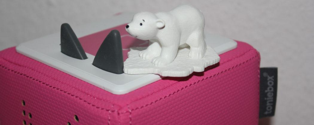 Banner: Der kleine Eisbär – Die Toniefigur