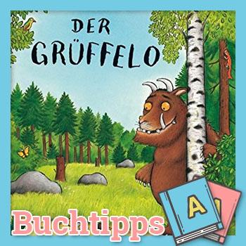 Der Grüffelo Buch-Cover