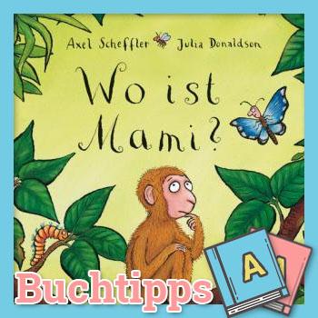 Wo ist meine Mami Buch-Cover