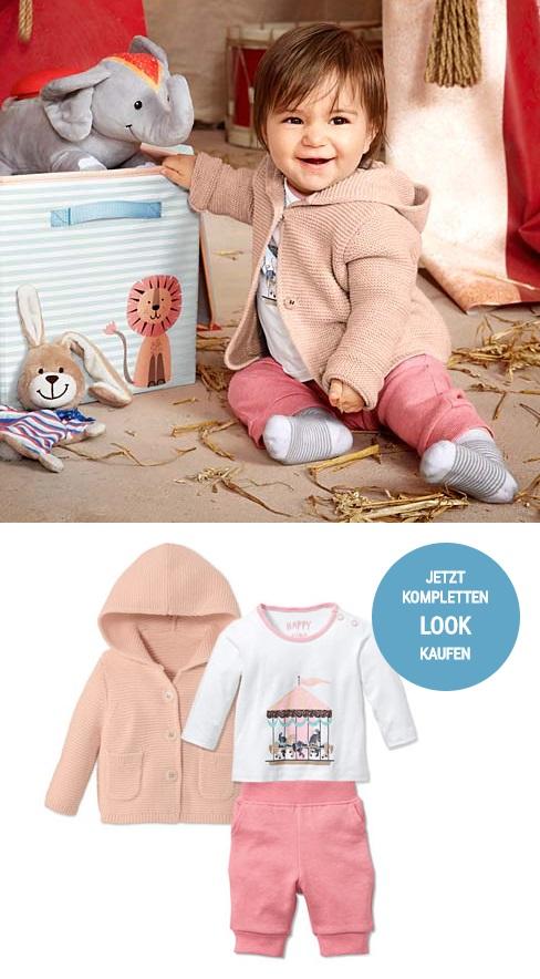 Tchibo Outfit Set Mädchen