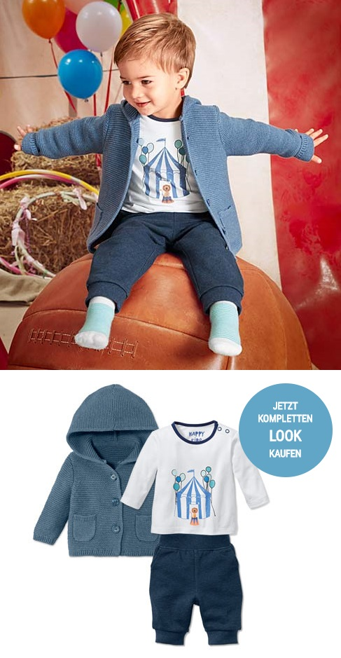 Tchibo Outfit Set Jungs