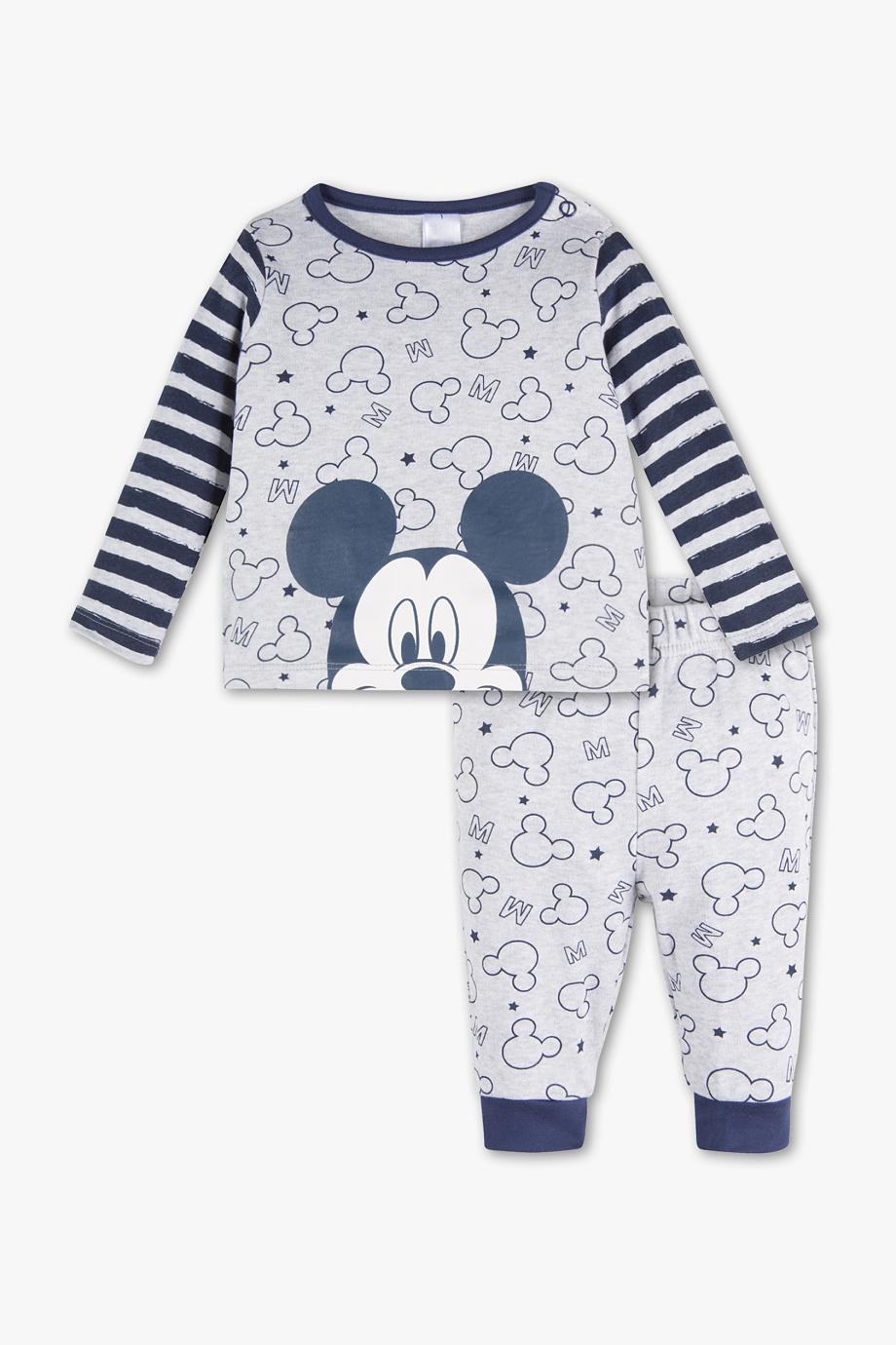 micky schlafanzug