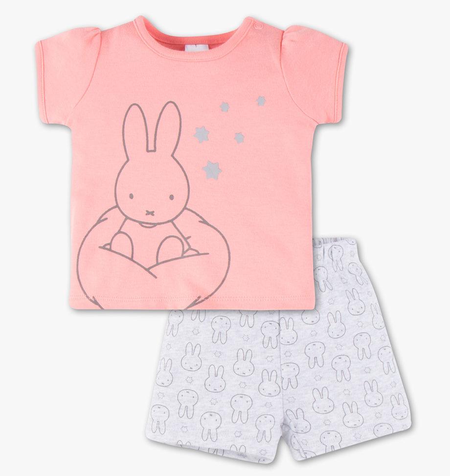 pyjama in rosa