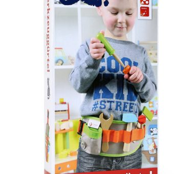 Werkzeuggürtel mit Kind