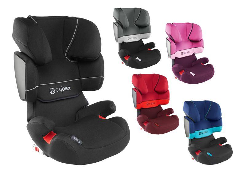 cybex silver autokindersitz solution x fix bei lidl. Black Bedroom Furniture Sets. Home Design Ideas