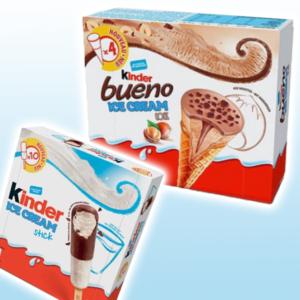 Kinderschokolade ICE CREAM - bald verfügbar