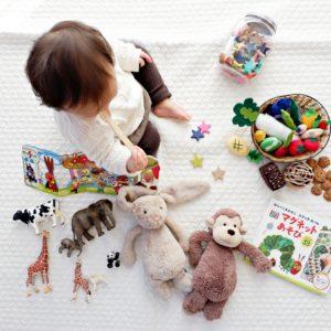 Spielzeug 1-2 Jahre