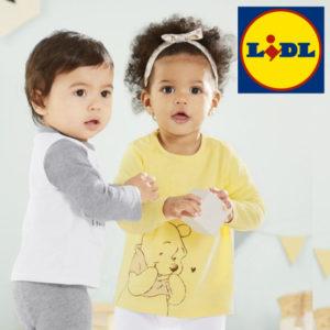 Neue LIDL Babymode: Disneymode und süße Wildtier-Prints