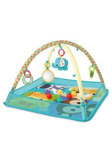Baby Spielebogen mit Bällebad