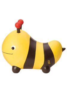 Hüpftier Biene
