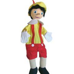 Handpuppe Pinocchio